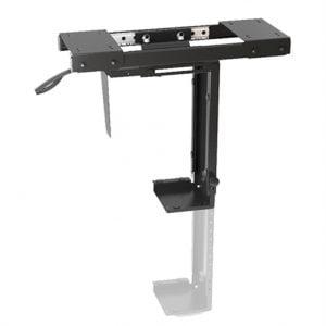 Buy Brateck-CPB-5-Brateck Adjustable Under-Desk ATX Case Mount with Sliding track