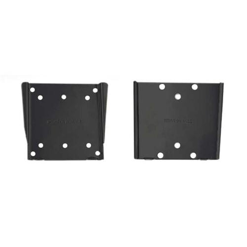 """Buy Brateck-LCD-201-Brateck 2 Piece LCD Wall Mount VESA  50mm/75mm/100mm 13"""" -27""""up to 30 Kg"""