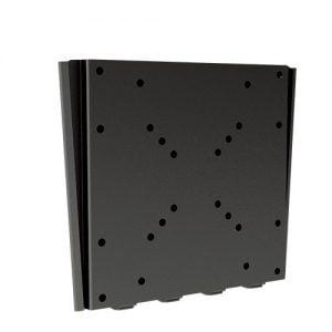 Buy Brateck-LCD-201L-Brateck LCD Ultra-Slim Wall Mount Bracket VESA 50/75/100/200mm 23'-42'  up to 30Kg