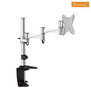 "Buy Brateck-LDT02-C012-Brateck Single Monitor Flexi legant aluminium LCD VESA desk Arm Mount Up to 27"""