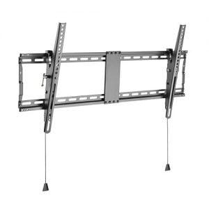 """Buy Brateck-LP59-48T-Brateck Heavy Duty Foldable Tilt TV Wall Mount For 43""""-90"""" TVs VESA 200x200/300X200/300X300/400x200/400X300/400x400/600x400/800x400"""