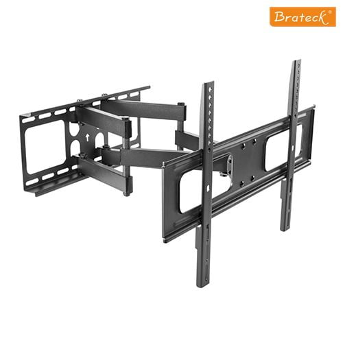 """Buy Brateck-LPA36-466-Brateck Economy Solid Full Motion TV Wall Mount for 37""""-70"""" Up to 50kgLED"""