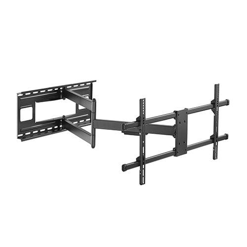 "Buy Brateck-LPA49-483XLD-Brateck Extra Long Arm Full-Motion TV Wall Mount For Most 43""-80"" Flat Panel TVs Up to 50kg VESA 200x200/300x200/300x300/400x200/400x300/MAX 800x400"