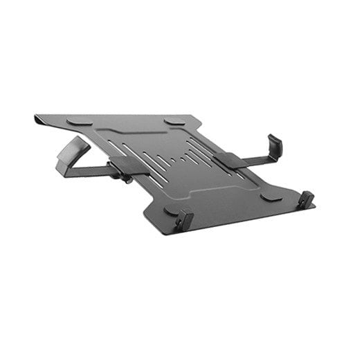 """Buy Brateck-NBH-2-Brateck Steel Laptop Holder Fits10""""-15.6"""" for most desk mounts with standard 75x75/100x100 VESA plate"""