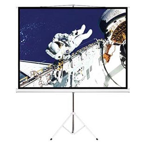 "Buy Brateck-PSDA65-Brateck 65"" (1.45m x 0.81m) Tripod Portable Projector Screen (16:9 ratio) Black"