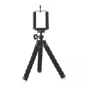 Buy Brateck-R103-BK-Brateck Universal Flexible Mini Tripod Stand Mount Holder For Smartphone  Camera(LS)
