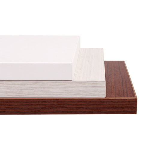 Buy Brateck-TP18075-Brateck Particle Board Desk Board 1800X750MM Compatible with Sit-Stand Desk Frame - White