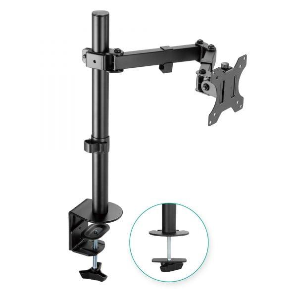 Buy MBEAT-ACA-BMA-SC01K-mbeat® activiva ErgoLife Single Monitor Screen Double Joint Monitor Arm