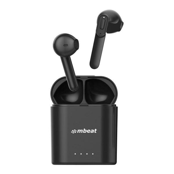Buy MBEAT-MB-TWS-E1-mbeat® E1 True Wireless Earbuds/Earphones - Up to 4hr Play time