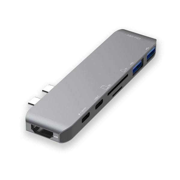 "Buy MBEAT-MB-UCD-P2-mbeat® ""Elite Mini"" USB-C Mini Dock with 4K Video"