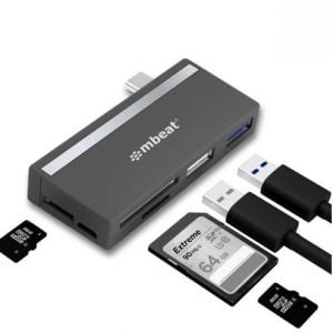 Buy MBEAT-MB-UCH-27GRY-mbeat®  Essential 5-IN-1 USB- C Hub ( USB hub 2.0