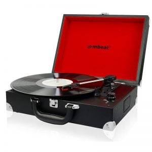 Buy MBEAT-USB-TR88-mbeat®Retro Briefcase-styled USB Turntable Recorder