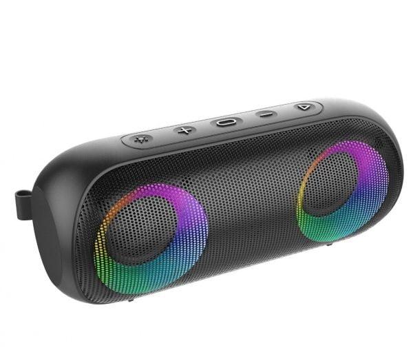 Buy MBEAT-MB-BSP-B2-mbeat®  BUMP B2 IPX6 Bluetooth Speaker with Pulsing RGB Lights