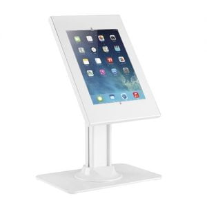 """Buy Brateck-PAD26-02N-Brateck Anti-theft Countertop Tablet Kiosk Stand for 9.7""""/10.2"""" Ipad"""