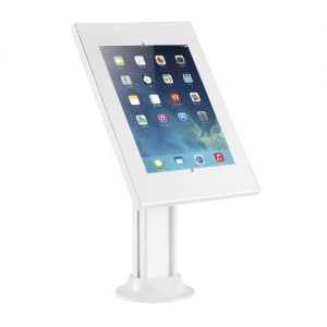 """Buy Brateck-PAD26-03N-Brateck Anti-theft CountertopTablet KioskStand withBolt down base for 9.7""""/10.2"""" Ipad"""