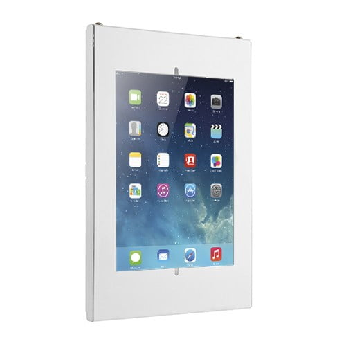 """Buy Brateck-PAD32-01B-Brateck Anti-Theft Tablet Wall Mount Enclosure for 9.7""""/10.2"""" iPad"""