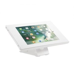 """Buy Brateck-PAD32-05-Brateck Anti-theft Countertop/Wall MountTablet Kiosk Stand  9.7""""/10.2"""" Ipad"""
